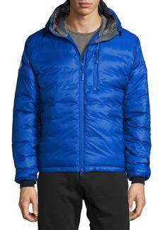 Canada Goose PBI Down-Fill Lodge Hoodie Jacket