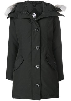 Canada Goose Rossclair fur trimmed-hood coat