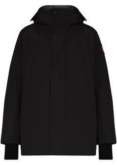 Canada Goose Sanford hooded parka coat