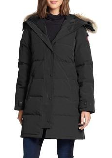 Canada Goose Shelburne Fur-Trim Parka