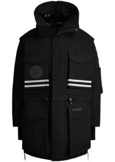 Canada Goose x Angel Chen Snow Mantra convertible coat