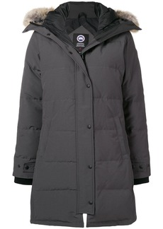 Canada Goose zip-up hooded parka