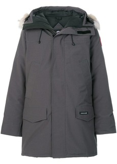 Canada Goose zipped hooded parka