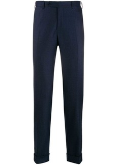 Canali tailored wool trousers