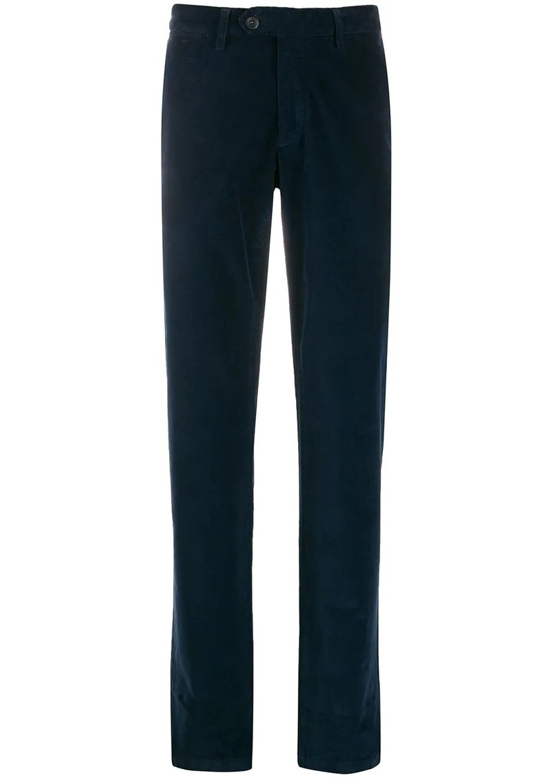Canali corduroy trousers