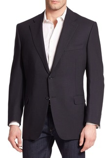 Canali Basic Wool Sportcoat