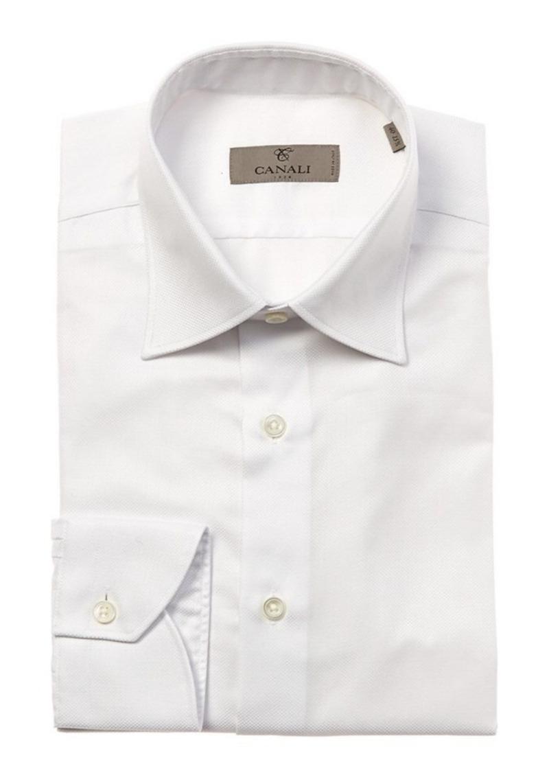 Canali Canali Regular Fit Dress Shirt