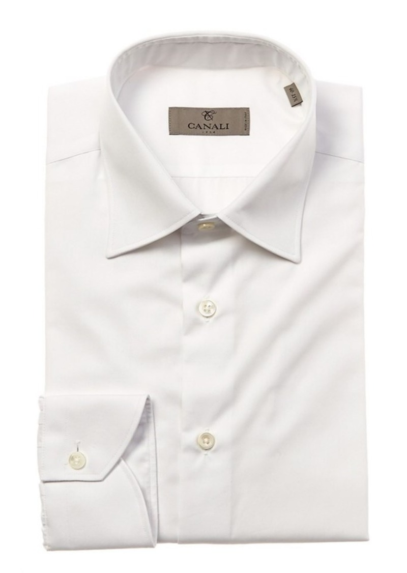 Canali Canali Regular Fit Dress Shirt