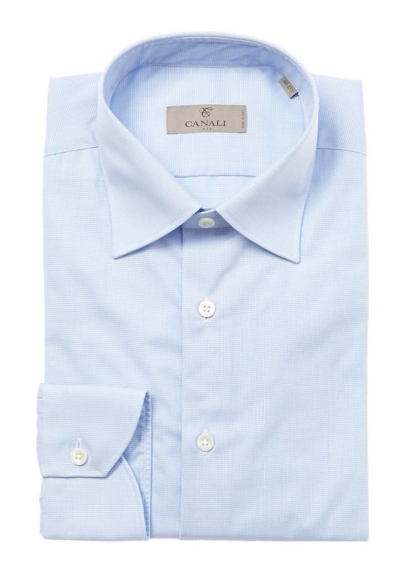 Canali Canali Sartorial Dress Shirt
