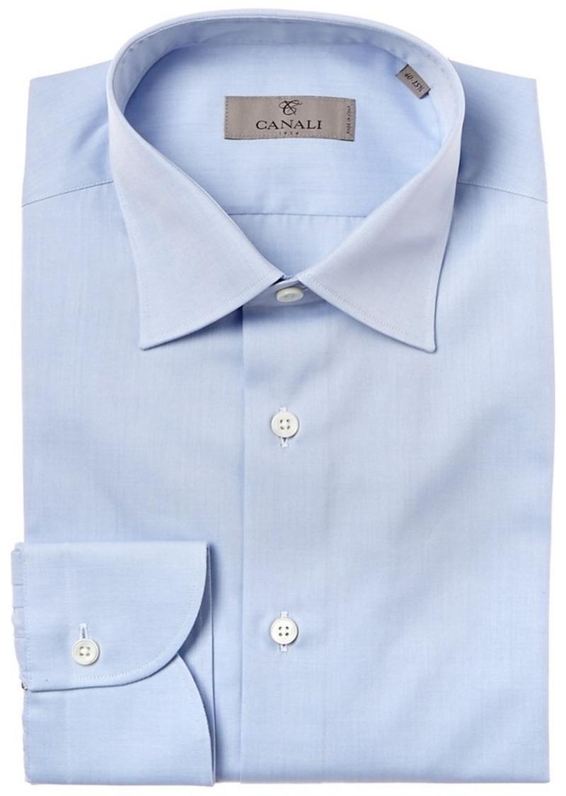 Canali Canali Slim Fit Dress Shirt