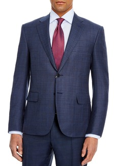 Canali Classic Fit Textured Sport Coat