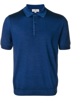 Canali classic polo top