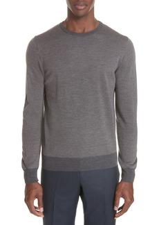 Canali Crewneck Cotton Sweater
