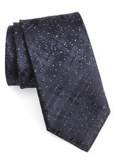 Canali Geometric Dot Silk Tie