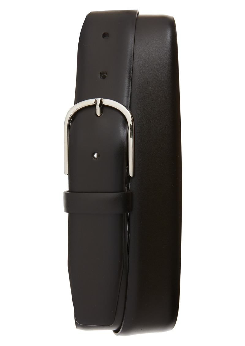 Canali Leather Belt