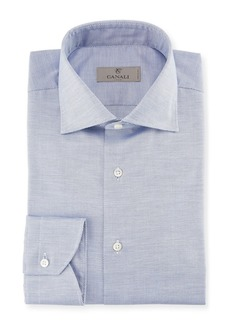 Canali Neat Dress Shirt