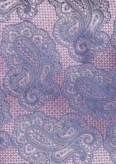 Canali Paisley Silk Tie (X-Long)