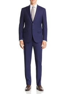 Canali Siena Striped Classic Fit Suit
