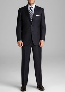 2cca00d1a0f Canali Canali Tonal Plaid Siena Classic Fit Suit - 100% Exclusive ...