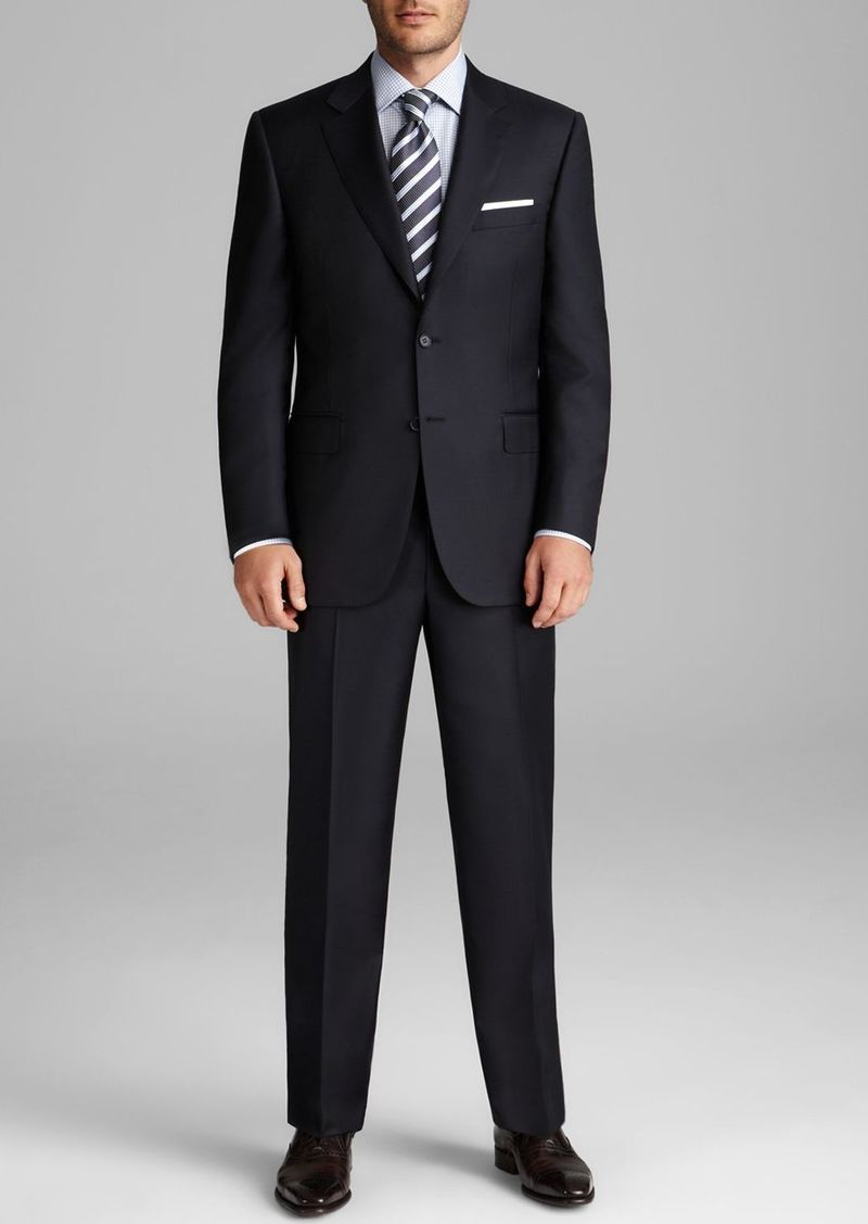 Canali Siena Suit - Classic Fit