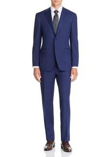 Canali Siena Tic Weave Classic Fit Suit
