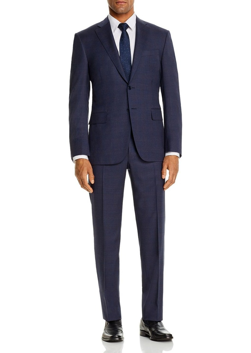 Canali Siena Tonal Plaid Classic Fit Suit