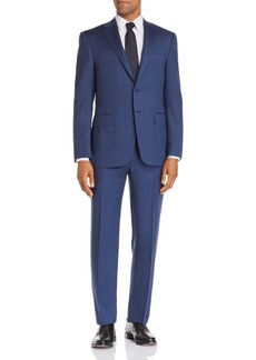 Canali Siena Twill Solid Classic Fit Suit