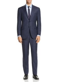 Canali Siena Tonal Plaid Classic Fit Suit - 100% Exclusive