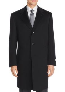 Canali Wool & Cashmere Classic Overcoat