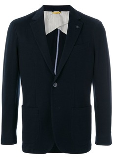 Canali casual button jacket