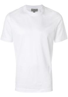 Canali classic plain T-shirt