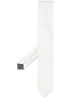Canali classic woven tie