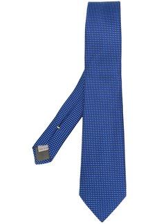 Canali corbata circle pattern tie
