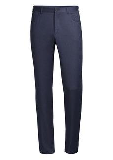 Canali Five-Pocket Wool Pants