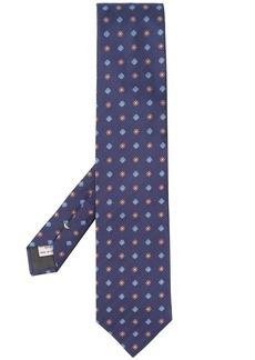 Canali floral pattern tie
