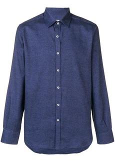 Canali formal regular-fit shirt