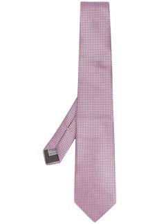 Canali geometric-jacquard tie