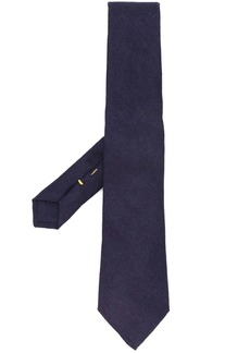 Canali knitted pointed tie