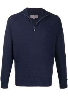 Canali long-sleeve jumper