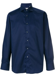 Canali long-sleeve shirt