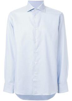 Canali long sleeved shirt