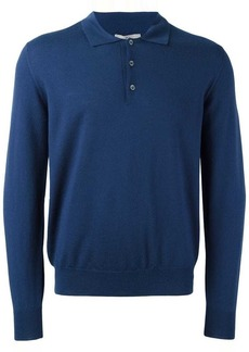Canali longsleeved polo shirt