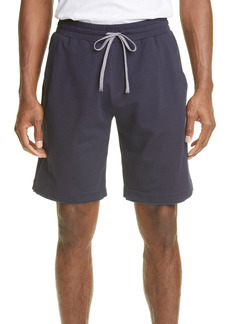 Men's Canali Stretch Cotton Jersey Shorts