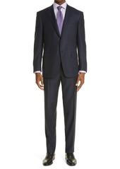 Men's Canali Venezia Contemporary Wool Suit