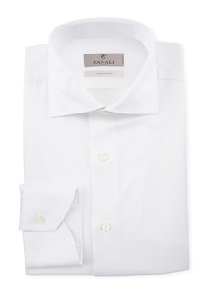 Canali Men's Textured Dress Shirt