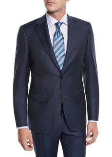 Canali Men's Tonal Stripe Two-Piece Suit