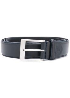 Canali metallic buckle belt