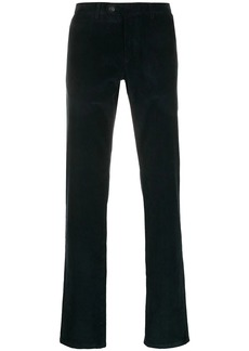 Canali mid-rise straight-leg trousers
