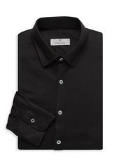 Canali Modern-Fit Long-Sleeve Dress Shirt