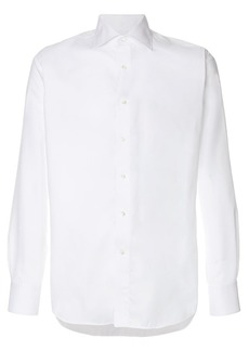 Canali modern fit oxford shirt